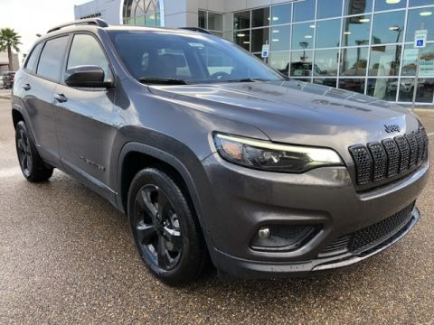 New 2020 JEEP Cherokee Altitude FWD Sport Utility
