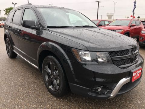 New 2020 DODGE Journey Crossroad FWD Sport Utility