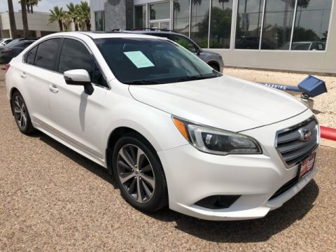 Pre-Owned 2015 Subaru Legacy 2.5i AWD 4D Sedan