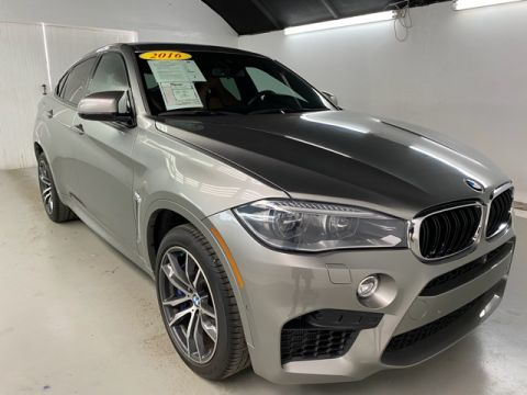 Pre-Owned 2016 BMW X6 M Base AWD 4D Sport Utility