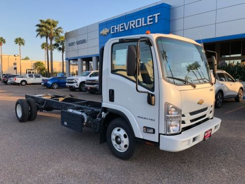 2017 Chevrolet 4500 HD LCF CAB AND CHASSIS