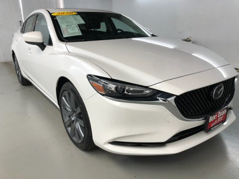 Pre-Owned 2020 Mazda6 Touring FWD 4D Sedan