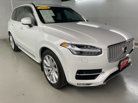 Pre-Owned 2018 Volvo XC90 T6 Inscription AWD 4D Sport Utility